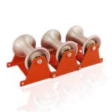 Comunicación de la potencia dealeación de aluminio / rodillo Cable
