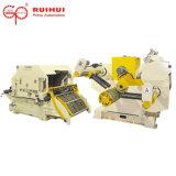 Помощь оборудования Decoiler для того чтобы сделать части кондиционирования воздуха (MAC4-1300F)