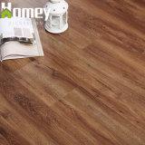 Spcクリックのプラスチックビニールの板の床PVCビニールの物質的なフロアーリング