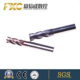 절단 금속을%s Fxc 50-150mm 탄화물 Endmill