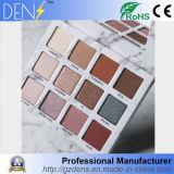 Мраморные двенадцать цветной сенсорной панели для макияжа Pearl матовая Венера 12 цветов теней