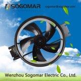 Ventilatore esterno ad alta velocità del rotore con le pale della lega per il Governo (250FZY2-D)