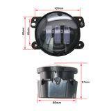 Resistente al agua 30W de 4 pulgadas de motocicleta ronda CREE LED de sustitución de las luces de niebla para RENAULT Duster Jeep Wrangler