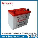 45AH свинцово-кислотного аккумулятора Ns60 автомобильной аккумуляторной батареи 45AH
