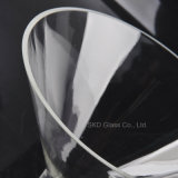 Ultra freies transparentes durchgebranntes Glas I019