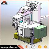 Doubles portes Table rotative unique grenaillage, modèle de machine : MDT1-P11-1