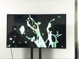 Wand-Montierungs-DigitalSignage, der Bildschirmanzeige bekanntmacht