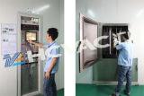 De deur behandelt de Machine van de VacuümDeklaag