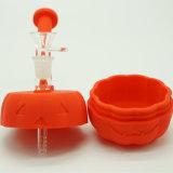 FDA van de Pompoen van de vervaardiging het Roken van het Onkruid van de Waterpijp van het Glas van het Silicium