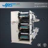 Máquina plástica tricolor de la impresora del carrete de película de Jps320-3c PVC/PE/OPP/Pet/PP/BOPP/BOPE