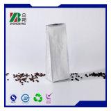 Seitlicher Guseet Folien-Kaffee-Beutel mit Ventil-Zinn-Gleichheit