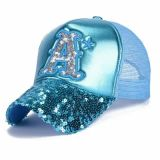 習慣6のパネルの刺繍の急な回復の網のトラック運転手の帽子