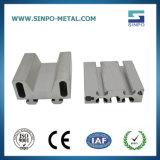 CNCの処理を用いるアルミ合金のプロフィール