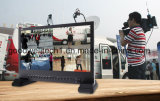 """Fabrik-direktes Zubehör Professtional, das 17.3 """" Input des Monitor-4K HDMI sendet"""