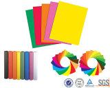 Pâte à papier vierge de format A4 Papier de couleur