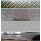 De Vuile Textuur van de Plaat van de Vloer van het metaal