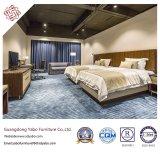 2인용 침대 (YB-WS-56)를 가진 침실 세트를 위한 민감한 호텔 가구