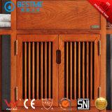Het klassieke Eiken Kabinet van het Niveau Hight met Goede Prijs (door-F8084)