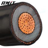 Tension engainée par PVC de câble d'alimentation souterrain des prix basse