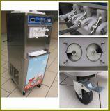 アイスクリーム機械事前に冷す機能の柔らかいアイスクリーム機械