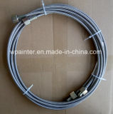 "3/8 "" SAE100 R14 PTFE TeflonEdelstahl-Schlauch"