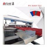 Машина штрангя-прессовани плитки крыши плитки крыши Produce/PVC плитки крыши прессуя Machine/PVC PVC