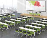 비용 효과적인 사무용 컴퓨터 훈련과 회의 책상 Te를 사용하는 우수한 다기능 유연한