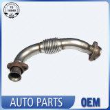 Kleines Motor-Abgas-Rohr, Selbstabgas-flexibles Rohr