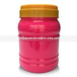 Pigmento fluorescente termoplástico para PE, PP, PS, PVC, plástico ABS de color