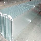 Usine de verre en Chine, de couleur claire Bâtiment de la vitre en verre trempé