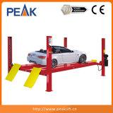 Catégorie commerciale de l'élévateur de l'automobile à quatre montants avec une longue garantie (414A)