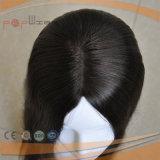 Première perruque cachère juive de vente de couleur de Vierge de type (PPG-l-0956)