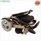 Anerkannter faltbarer elektrischer Rollstuhl des Cer-FC-P1
