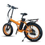 Graisse 250W 750W de pneus vélo électrique pliable