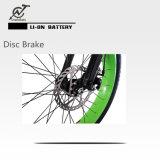 bicicleta eléctrica del neumático gordo grande de la potencia de 26*4.0 1000W con Ce