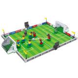 Bloque determinado de los juguetes del arte del campo de fútbol DIY del nuevo edificio creativo de los cabritos de Ausini para la diversión