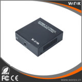 1-Port puerto 100Base-FX + 8-Port10/100Base-T Gigabit Ethernet no gestionados Media Converter.