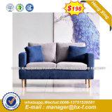 Hogar moderno mobiliario de oficina de cuero sofá (HX-8NR2060)