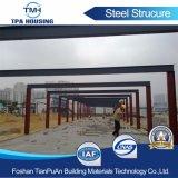 Лампа стальная рама стальной конструкции заводского стали на заводе здание из Китая