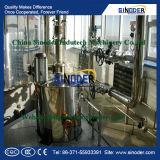 Usine de raffinerie d'huile de table d'usine de raffinage d'huile d'arachide de qualité