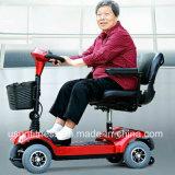 Motorino elettrico piegante poco costoso di mobilità con il sistema intelligente per gli anziani