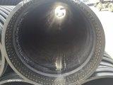 Tallas grandes de la alta calidad que enrollan el tubo del HDPE de la Estructura-Pared