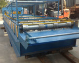 PPGI galvanisierte die glasig-glänzende Dach-Fliese-Stahlrolle, die Maschine bildet