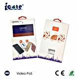 A fábrica fornece o cartão video do LCD de 4.3 polegadas, o melhor preço e a alta qualidade