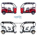 2018 l'ultimo disegno del triciclo elettrico dell'Asia Sud-Orientale per il passeggero