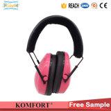 Rosafarbene Entwurfs-justierbare Ohr-schützende Sicherheits-Arbeitsohrenschützer