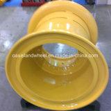 タイヤ24.00r35のための小松465-7の車輪の縁(35-17.00/3.5)