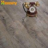 Pavimentazione impermeabile del vinile del PVC della decorazione domestica di lusso