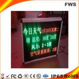 P10 doppio modulo della visualizzazione di LED di colore del TUFFO (546)