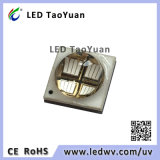 UV LED High Power 10W 365nm 4Puce (Φ 20mm)